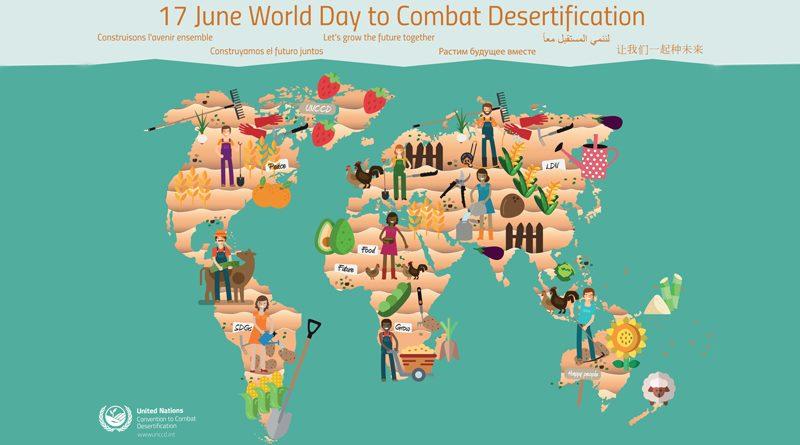 Día Mundial de la Lucha contra la Desertificación