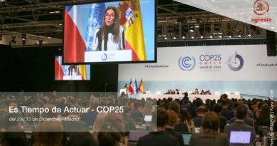 COP25 Chile en Madrid