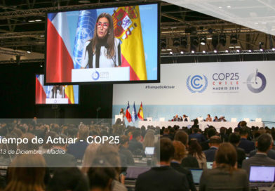 COP25 Chile en Madrid
