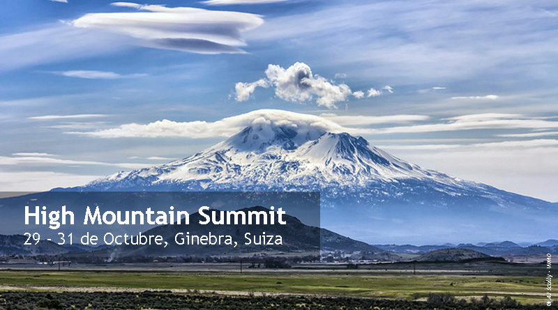 Cumbre de Alta Montaña impulsando la acción climática