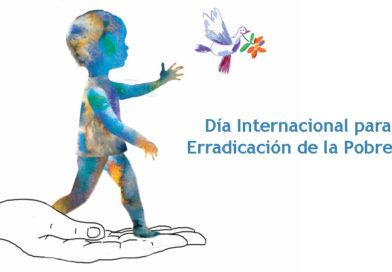 Erradicar la pobreza empoderar a los niños