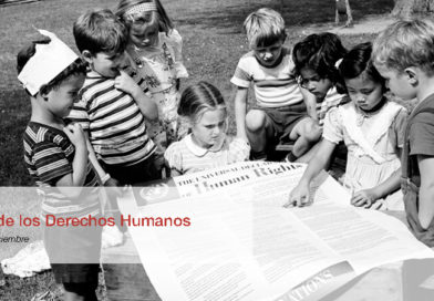 Jóvenes por los Derechos Humanos