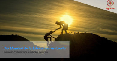 Educación Ambiental para el Desarrollo Sostenible