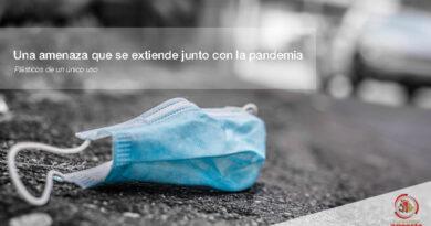 amenaza se extiende en pandemia
